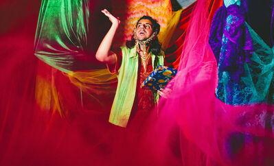 """Steven Baboun, 'AKANSYÈL LANMOU, or """"The Love Rainbow #4', 2021"""