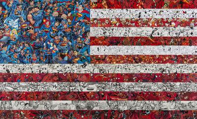 Mr Garcin, 'American Flag', 2018