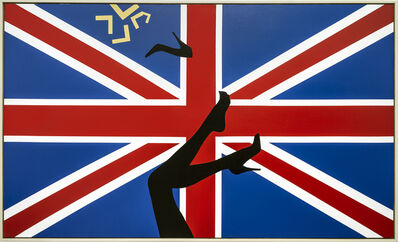 Ty Joseph, 'Kicking up Heels in Great Britain ', 2017