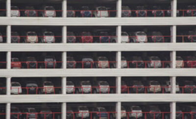 Victoria Crayhon, 'New Car Storage', 2011