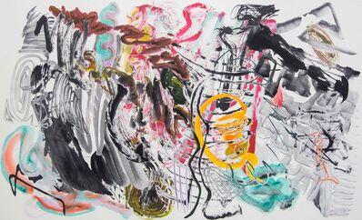Wu Jian'an 邬建安, '500 Brushstrokes #57 五百笔 #57', 2019