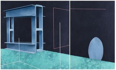 Juan Dolhare, 'Tele-Vision', 2017