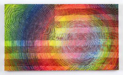 Andrew Schoultz, 'Rainbow Flag (Full Spectrum)', 2018