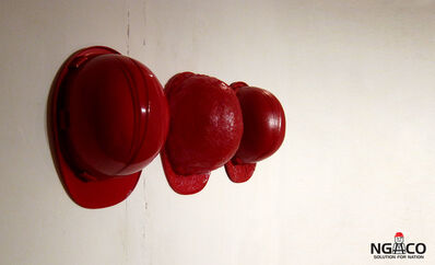 Aditya Novali, 'Construction Helmet'