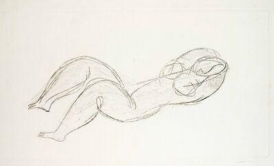 Jean Fautrier, 'Nu', 1937
