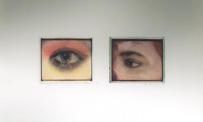 Barbara Astman, 'Study for Seeing and Being Seen E01', 1994