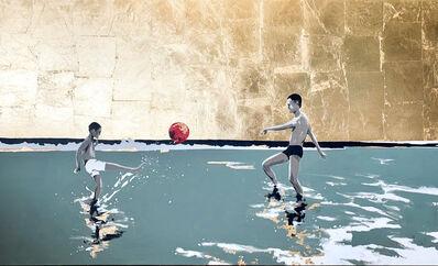 Marie-France Boisvert, 'Kick the World', 2020
