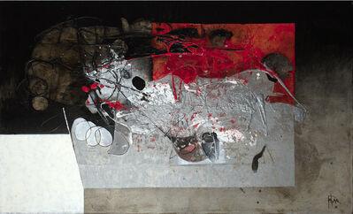 Manuel Felguérez, 'Sin título 9/16', 2016