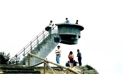 Grit Schwerdtfeger, 'Platform', 2006