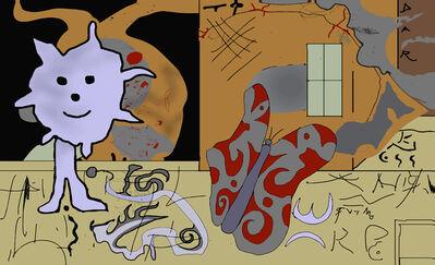 Yannick Val Gesto, 'Nightmare', 2015