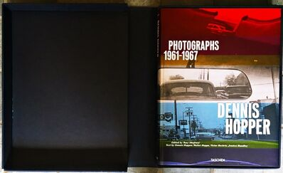 Dennis Hopper, 'Dennis Hopper Photographs 1961 - 1967 (Limited Edition Hand Signed)', 2009