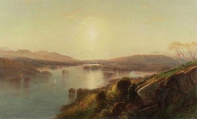 Samuel Colman, 'Morning', 1859