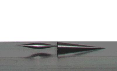 Waltercio Caldas, 'Objeto de aço', 1978