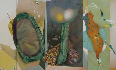 Daniel Verbis, 'El mercurio de la carne y el nacimiento del amor', 2015