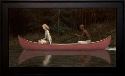 Aron Wiesenfeld, 'Canoe', 2017