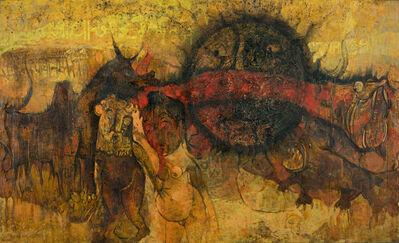 J. Sultan Ali, 'The first sin', 1965