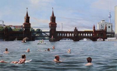 Rolf Ohst, 'Freischwimmer', 2016