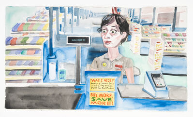 Jennifer Levonian, 'The Poetry Winner', 2012