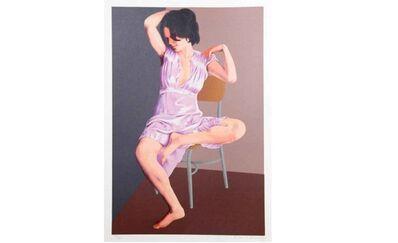 Flavio Cebral, 'Seated Woman', 1980