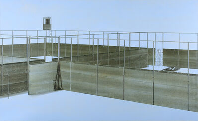 Gilad Efrat, 'Ansaar Prison IX', 2008
