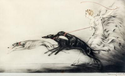 Louis Icart, 'Vitesse (SPEED II)', 1933