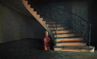 Shang Chengxiang 商成祥, 'Silently Waitng', 2013