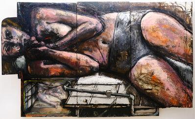 Jim Peters, 'Reclining Figure (Jealousy)', 1985