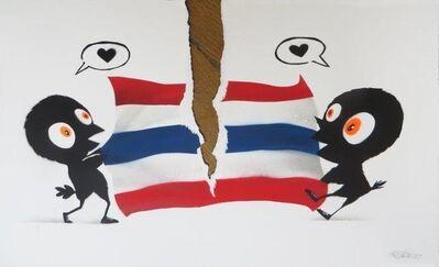 Bon, 'Dutch flag'