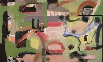 Beezy Bailey and Brian Eno, 'Painting 90'