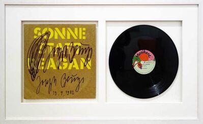 Joseph Beuys, 'Sonne statt Reagan', 1982