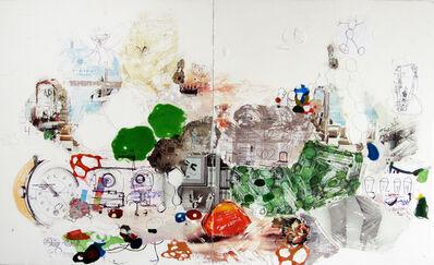 Thomas Huber, 'Want', 2013