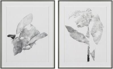 Michael Müller, 'Plural als Solitär Nr. 1 and Nr. 2 (2-part work)', 2018
