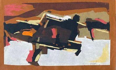 Riva Helfond, 'Untilted', Mid-20th Century