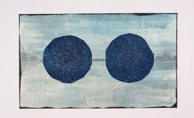 Danielle Rante, 'Hekla and Katla: Two Orbs of Buried Stars', 2013