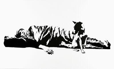 Blek le Rat, 'His Masters Voice', 2008