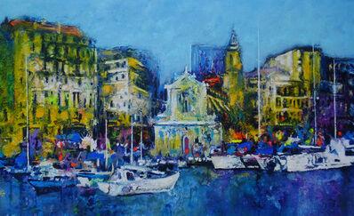 Ulpiano Carrasco, 'Marsella. Saint-Ferreol II', 2020