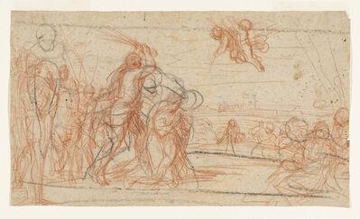 Andrea Sacchi, 'Martyrdom of a Saint', 17th century