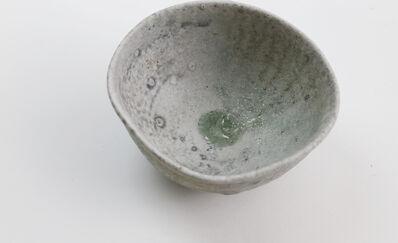 Yui Tsujimura, 'White Shino tea bowl', 2017