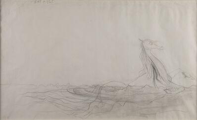 Leonora Carrington, 'Small wavehorse'
