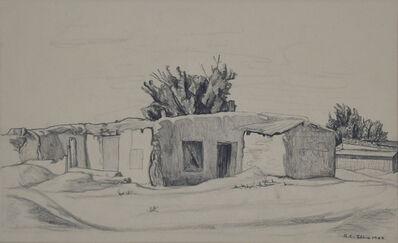 Robert C. Ellis, 'Adobe Ruin', 1942