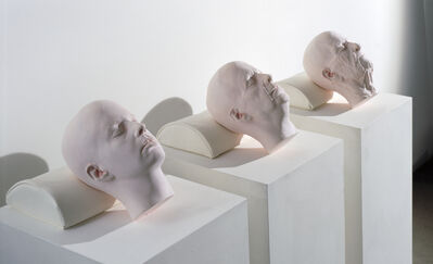 Rachel Lachowicz, 'Forensic Projection (28, 58, 88 years)', 1992
