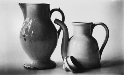 Irving Penn, 'Pitcher and Teapot (A), New York', 2007