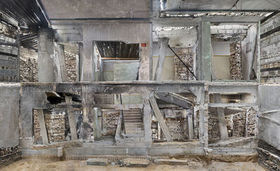 Marjan Teeuwen, 'Destroyed House Gaza 3', 2017