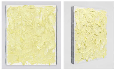 Brendan Smith, 'Cadmium Yellow with Light Mars Gray Sides', 2014