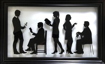 Julian Opie, 'The Gallery Staff 1', 2010