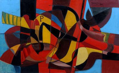 Irene Zevon, 'PAINT!', 1959