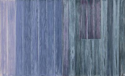 Soledad Sevilla, 'Hammershoi Azul', 2008