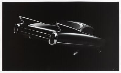 Robert Longo, 'Cadillac', 2012