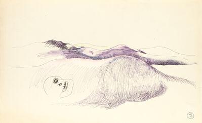 Alina Szapocznikow, 'Paysage humain (du cycle « Paysages humains ») ', 1971