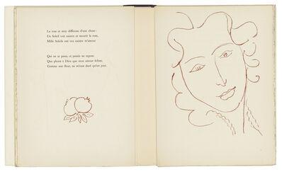 Henri Matisse, 'Florilège des Amours de Ronsard', 1948